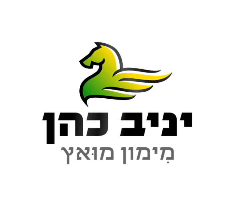 """לוגו - רו""""ח יניב כהן"""